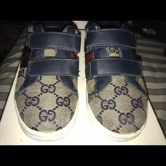 Gucci Shoes   Big Kid Gucci Sneakers